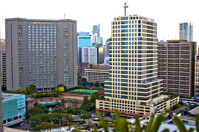 Manila Cityscape Photograph 13