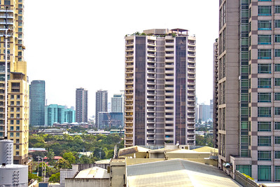 Manila Cityscape Photograph 6