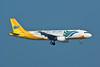 "RP-C3242 Airbus A320-214 ""Cebu Pacific Air"" c/n 2994 Hong Kong-Chek Lap Kok 20-11-10"