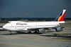 """N744PR Boeing 747-2F6 c/n <a href=""""https://www.ctaeropics.com/search#q=c/n%2022382"""">22382 </a> Frankfurt/EDDF/FRA 10-07-96 (35mm slide)"""