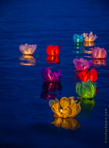 Prayer Lanterns, Cebu