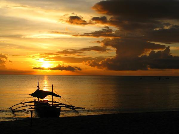 Sugar Beach, Sipalay, Philippines