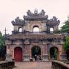AS 816 - Vietnam, Imperial citadel in Hue