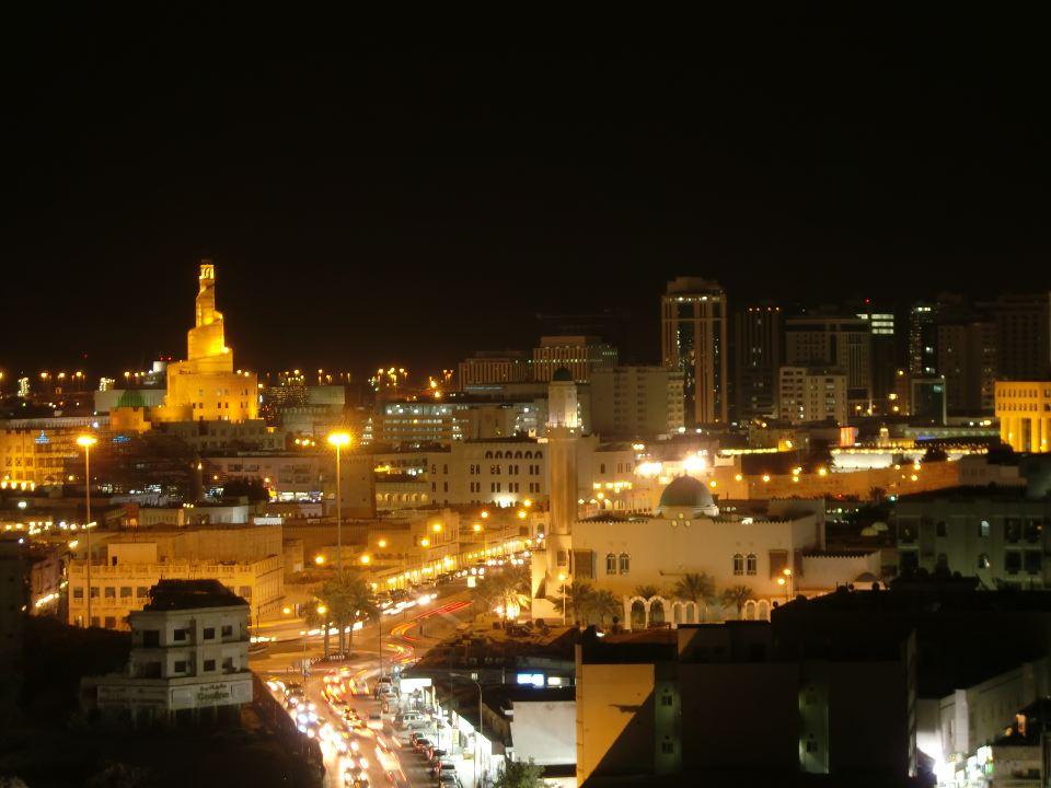 downtown doha qatar