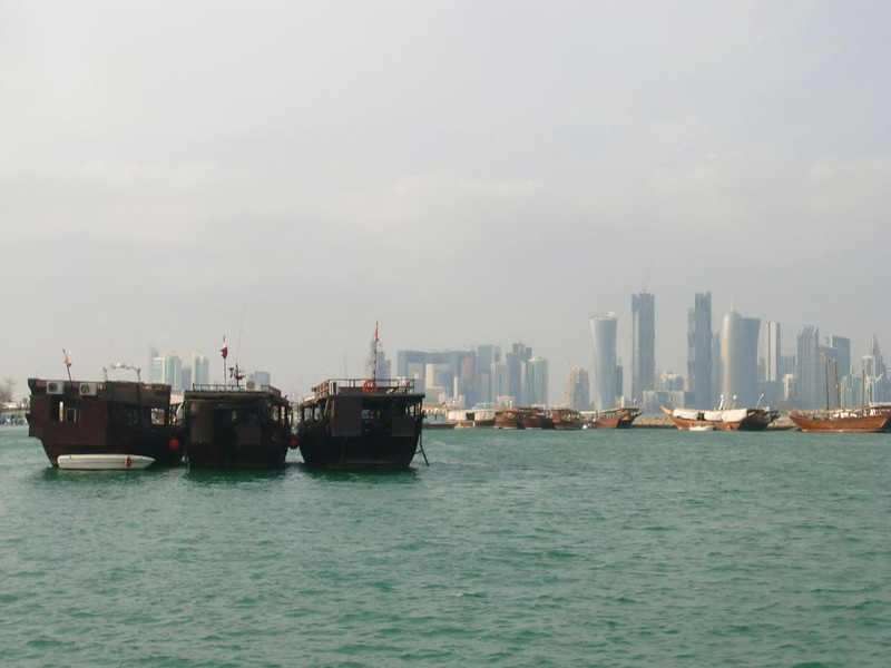 Getting A Feel (Or Not) Of The Middle East's Fastest Growing Nation, Qatar