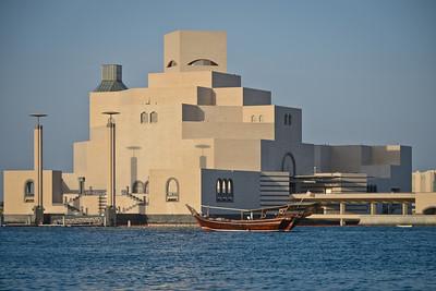 The Islamic Art Museum...