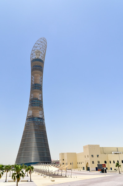 Doha Aspire Tower, The Torch