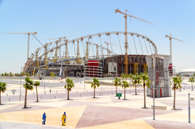 Renovation of the Khalifa International Stadium