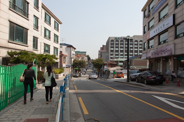 Seoul, South Korea - Oct 2013