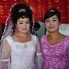 Wedding day in Kucha, Xinjiang, China.