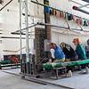 Hotan, Xinjiang, China - September 29, 2009: Carpet factory outside Hotan. (Photo by: Christopher Herwig)