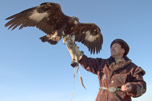 Eagle Hunters - Almaty District