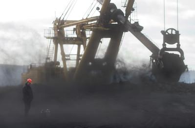Ekibastuz - Open Pit Coal Mine