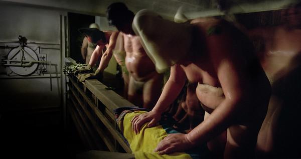Arasan Baths - banya
