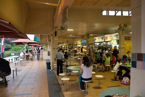 Id love to see more dining options like hawker stands and street vendors in the US