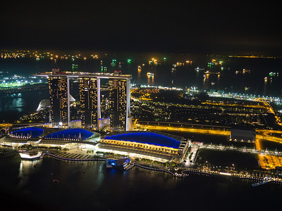 Views from 1-Altitude, Singapore