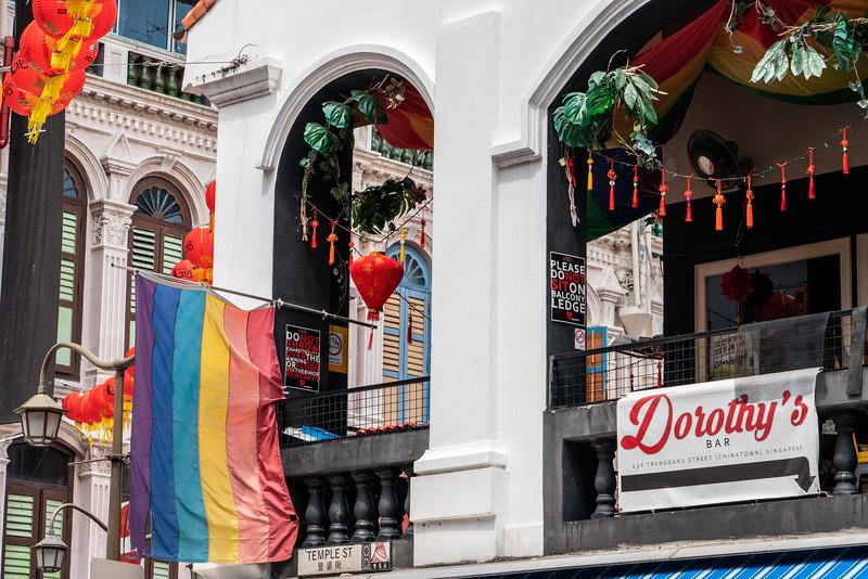 Dorothy's Bar.