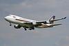 9V-SFP Boeing 747-412F c/n 32902 Brussels/EBBR/BRU 31-05-09