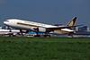 9V-SVK Boeing 777-212ER c/n 28520 Amsterdam/EHAM/AMS 22-04-05 (35mm slide)