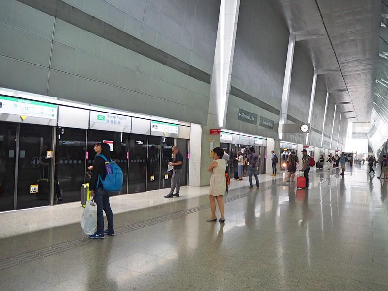 Changi Airport MRT
