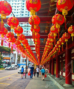 Chinatown - Chinese New Year, Year of the Dragon