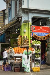 Little India - market