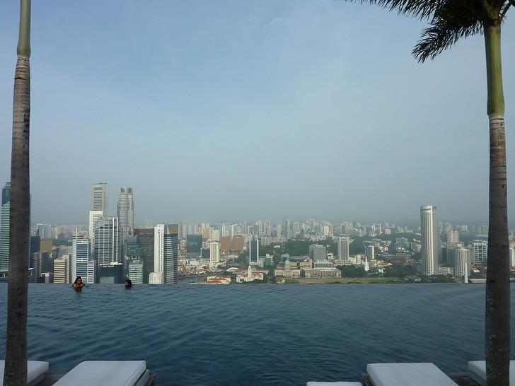 Marina Bay Sands Pool - Singapore