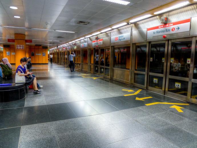 singapore metro mrt subway