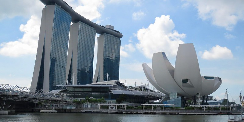 Travel to Singapore (podcast)