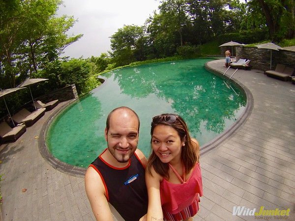Capella Singapore pool
