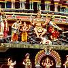 India House detail - Singapore