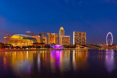 Esplanade Theatres on the Bay, Singapore