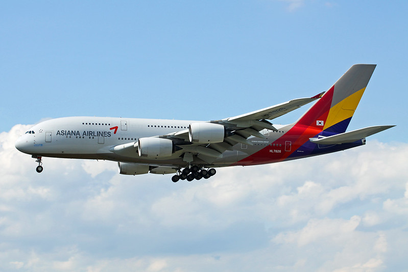 HL7626 Airbus A380-841 c/n 155 Frankfurt/EDDF/FRA 05-06-17