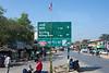 Half way to Heho airport