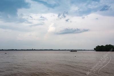 Mekong Delta, My Tho - Mekong River