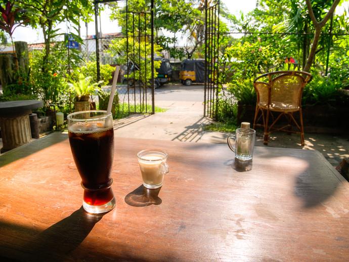 zen cafe negombo