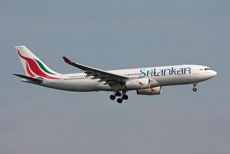 "4R-ALB Airbus A330-243 ""SriLankan""  c/n 306 Frankfurt/EDDF/FRA 02-07-10"