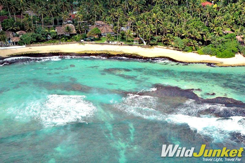 Photo Essay: Flying Over the Coastline of Sri Lanka – Wild Junket Adventure Travel Blog