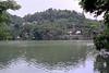 Kandy Lake, Kandy, The Hill Country, Sri Lanka.