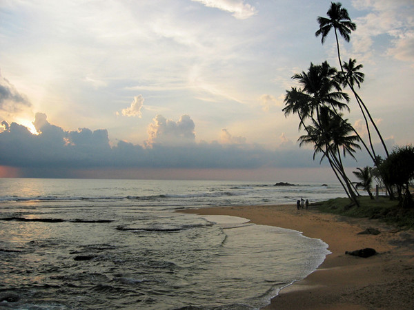 View from Lighthouse Hotel, Galle