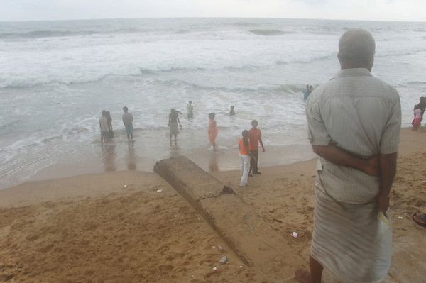 Galle Face Beach, Colombo Fort