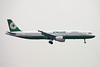 "B-16201 Airbus A321-211 ""EVA Airways"" c/n 5354 Hong Kong-Chek Lap Kok/VHHH/HKG 20-11-12"