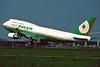 B-16461 Boeing 747-45E c/n 27154 Amsterdam/EHAM/AMS 22-04-05 (35mm slide)
