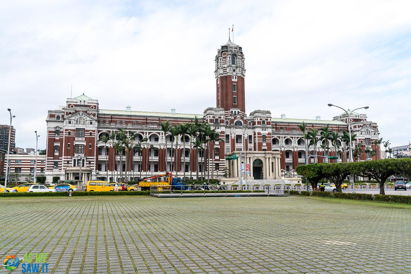 Presidential Office Building, Taipei, Taiwan
