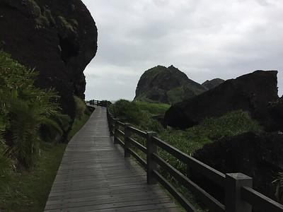 Sanxiantai Coastal Footpath, Taiwan East Coast