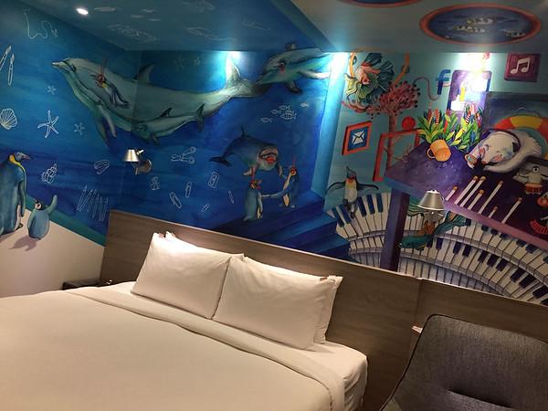 Legend Hotel Pier2 in Kaohsiung