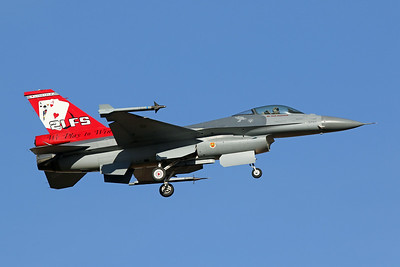 "93-0721 General Dynamics F-16A Fighting Falcon ""Republic of China Air Force"" c/n TA-20 Luke/KLUF/LUF 31-01-18"