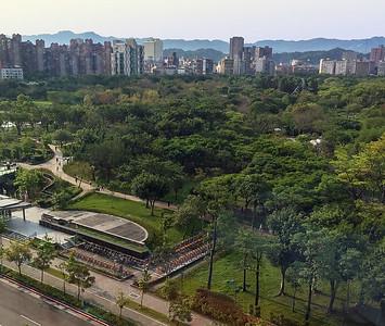 Daan Forest Park Taipei