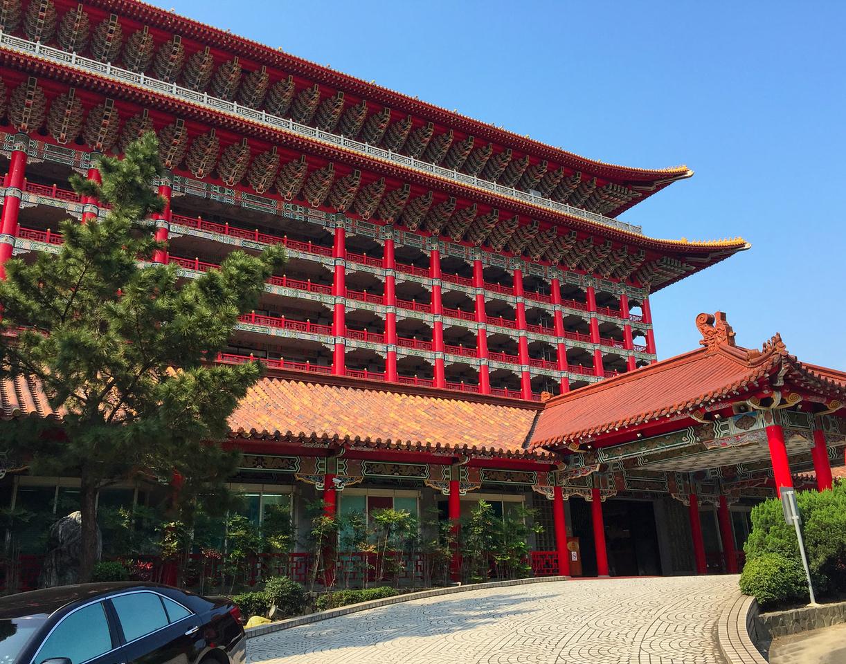 The Grand Hotel Taipei