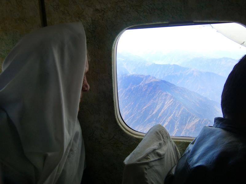 Plane With a View - Khorog, Tajikistan